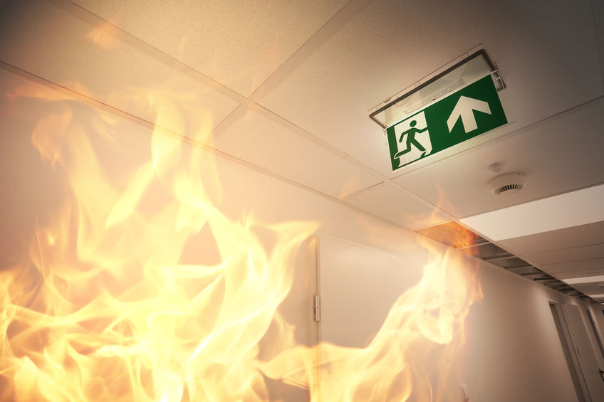 La sécurité incendie dans vos bureaux
