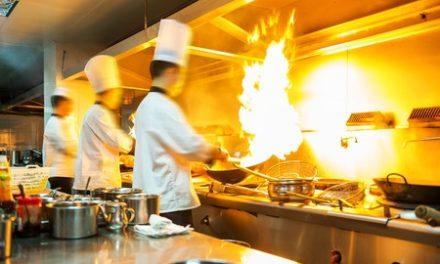 La sécurité incendie dans un restaurant